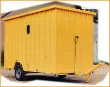 equipement de chantier abris roulottes de chantier isol es. Black Bedroom Furniture Sets. Home Design Ideas
